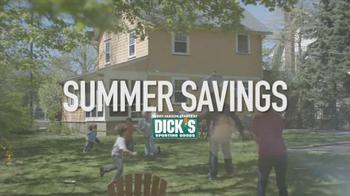 Dick's Sporting Goods Summer Savings Event TV Spot - Thumbnail 2
