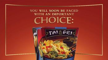Tai Pei TV Spot, 'Important Choice' - Thumbnail 1