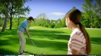 Chevron STEM Programs TV Spot, 'Golfing with Dad' - Thumbnail 1