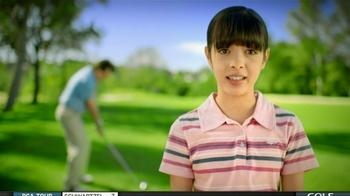 Chevron STEM Programs TV Spot, 'Golfing with Dad' - Thumbnail 2