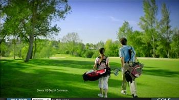 Chevron STEM Programs TV Spot, 'Golfing with Dad' - Thumbnail 9