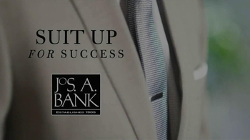 JoS. A. Bank TV Spot, 'Suit Up for Success' - Thumbnail 1