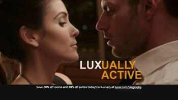 Luxor Hotel And Casino Las Vegas TV Spot, 'Biography'