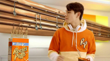 Reese's Puffs TV Spot, 'Perfect Combo Rap' - Thumbnail 4