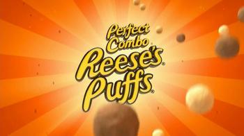 Reese's Puffs TV Spot, 'Perfect Combo Rap' - Thumbnail 8