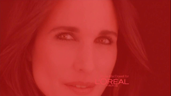 L'Oreal Revitalift Triple Power Eye TV Spot, 'Fight Aging' Featuring Andie MacDowell - Thumbnail 1