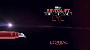 L'Oreal Revitalift Triple Power Eye TV Spot Featuring Andie MacDowell - Thumbnail 2