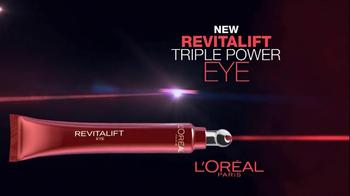 L'Oreal Revitalift Triple Power Eye TV Spot Featuring Andie MacDowell - Thumbnail 3