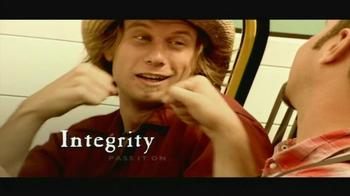 Values.com TV Spot, 'Integrity' Song by BTO - Thumbnail 10
