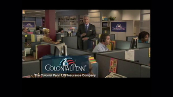 Colonial Penn TV Spot For What Customers Like Most - Thumbnail 1