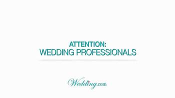 Wedding.com TV Spot - Thumbnail 1