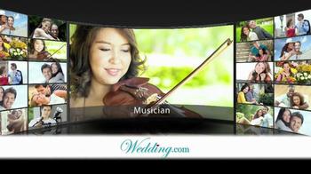 Wedding.com TV Spot - Thumbnail 4