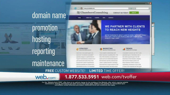 Web.com TV Spot, 'Every Small Business' - Thumbnail 9