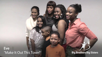Big Brothers Big Sisters TV Spot Featuring Eve - Thumbnail 1