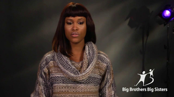 Big Brothers Big Sisters TV Spot Featuring Eve