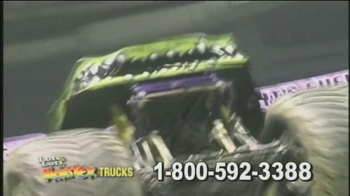 Lots & Lots of Monster Trucks DVD Set TV Spot - Thumbnail 1