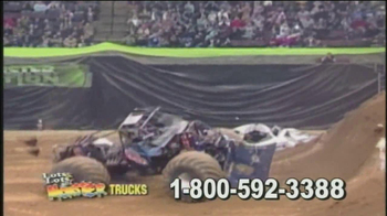 Lots & Lots of Monster Trucks DVD Set TV Spot - Thumbnail 2