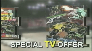 Lots & Lots of Monster Trucks DVD Set TV Spot - Thumbnail 3