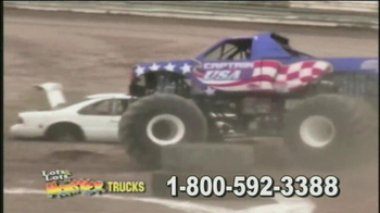 Lots & Lots of Monster Trucks DVD Set TV Spot