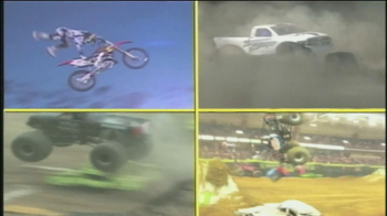Lots & Lots of Monster Trucks DVD Set TV Spot - Thumbnail 6