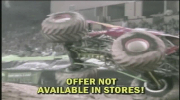 Lots & Lots of Monster Trucks DVD Set TV Spot - Thumbnail 7