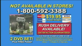 Lots & Lots of Monster Trucks DVD Set TV Spot - Thumbnail 9