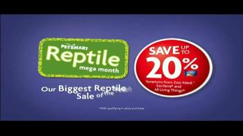 PetSmart Reptile Mega Month TV Spot - Thumbnail 5