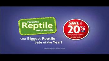 PetSmart Reptile Mega Month TV Spot - Thumbnail 6
