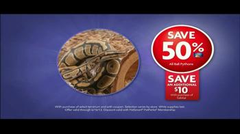 PetSmart Reptile Mega Month TV Spot - Thumbnail 8