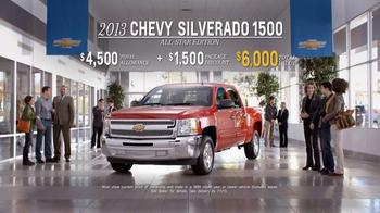 2013 Chevrolet Silverado 1500 TV Spot, 'Best Pickup Coverage' - Thumbnail 10