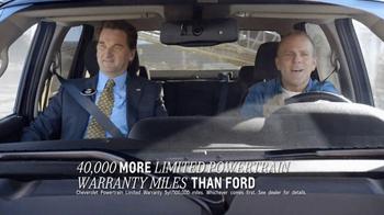 2013 Chevrolet Silverado 1500 TV Spot, 'Best Pickup Coverage' - Thumbnail 4