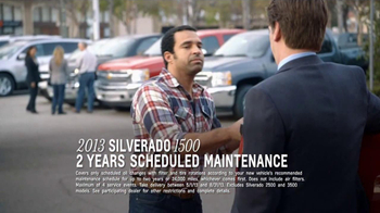 2013 Chevrolet Silverado 1500 TV Spot, 'Best Pickup Coverage' - Thumbnail 5