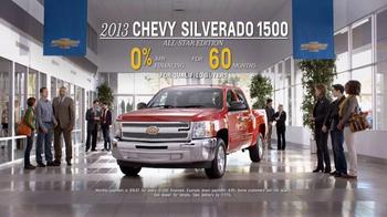 2013 Chevrolet Silverado 1500 TV Spot, 'Best Pickup Coverage' - Thumbnail 9
