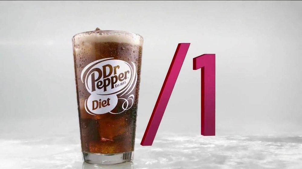 Dr Pepper Diet Tv Commercial Zero Calories Ispot