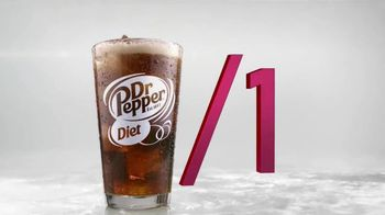Dr Pepper Diet TV Spot, 'Zero Calories'