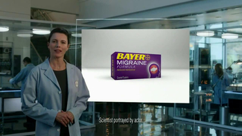 Bayer Migraine TV Spot, 'Powerful Relief' - Thumbnail 2