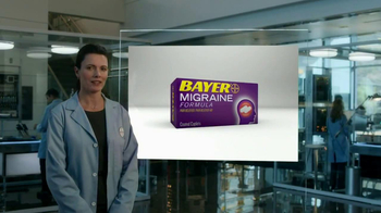 Bayer Migraine TV Spot, 'Powerful Relief' - Thumbnail 4