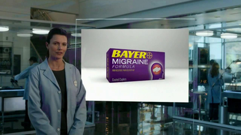 Bayer Migraine TV Spot, 'Powerful Relief' - Thumbnail 5