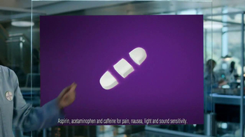 Bayer Migraine TV Spot, 'Powerful Relief' - Thumbnail 6