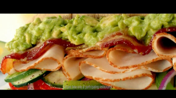 Subway Avocado TV Spot, 'The Lone Ranger' - Thumbnail 4