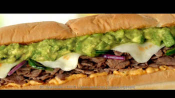 Subway Avocado TV Spot, 'The Lone Ranger' - Thumbnail 6