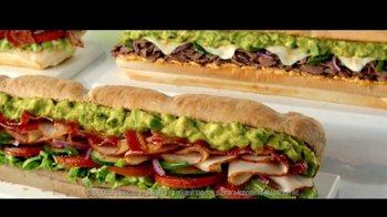 Subway Avocado TV Spot, 'The Lone Ranger' - Thumbnail 7