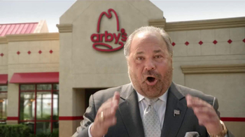Arby's TV Spot, 'Triple Fresh Spinach' Featuring Bo Dietl - Thumbnail 1
