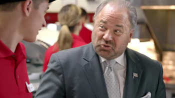 Arby's TV Spot, 'Triple Fresh Spinach' Featuring Bo Dietl - Thumbnail 4