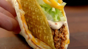 Taco Bell Cheesy Gordita Crunch TV Spot, 'Crunchy, Chewy, Cheesey' - Thumbnail 7