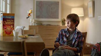 Honey Nut Cheerios TV Spot, 'Reverse Psychology' - 1583 commercial airings