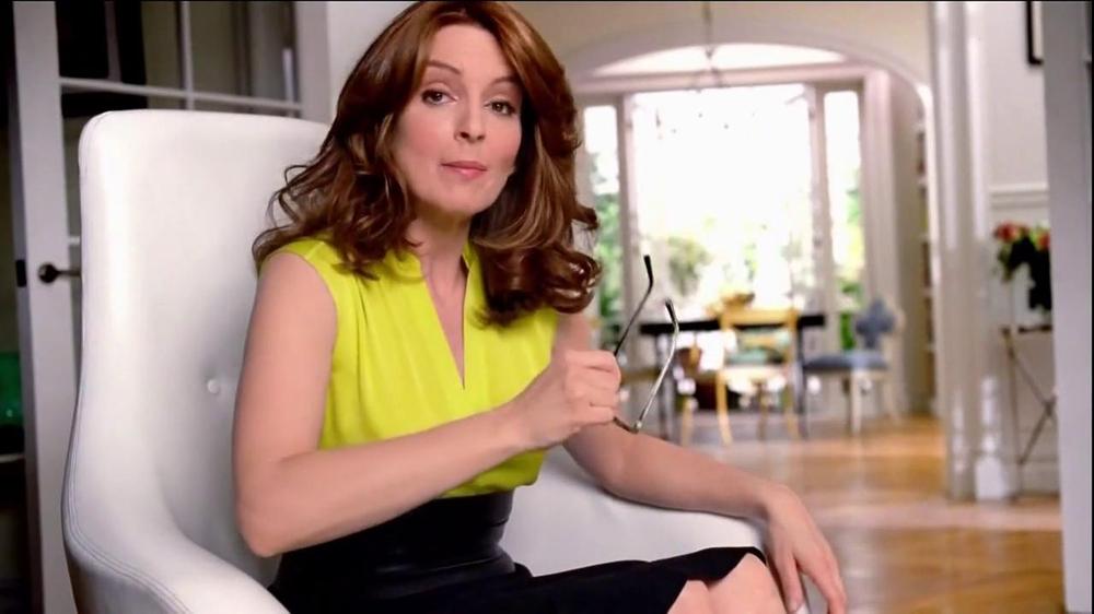 Garnier Nutrisse Nourishing Color Foam TV Commercial, 'Talk' Featuring Tina Fey