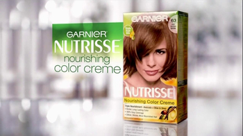 Garnier Nutrisse Nourishing Color Foam TV Spot, 'Talk' Featuring Tina Fey - Thumbnail 3