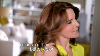 Garnier Nutrisse Nourishing Color Foam TV Spot, 'Talk' Featuring Tina Fey - Thumbnail 7