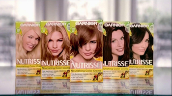 Garnier Nutrisse Nourishing Color Foam TV Spot, 'Talk' Featuring Tina Fey - Thumbnail 9